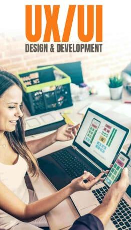 UX/UI Website Design & Development - DDA Glasgow